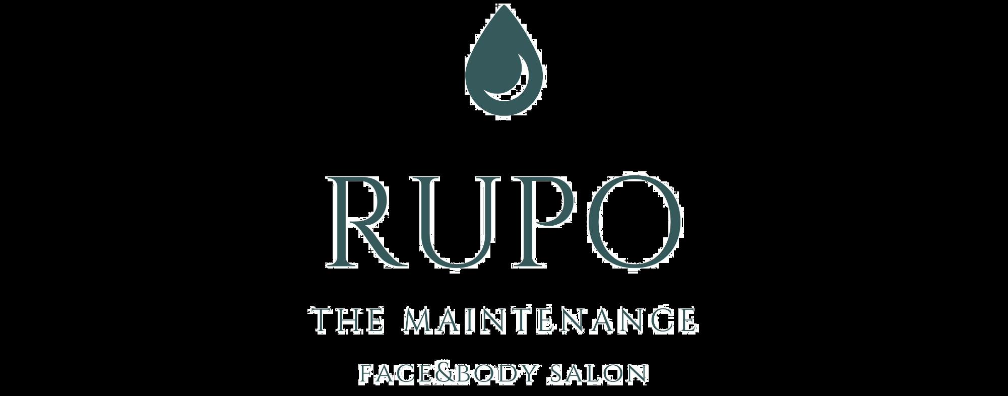 RUPO THE MAINTENANCE Face&Body Salon